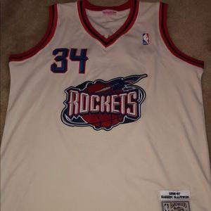 Other - Hakeem Olajuwon Houston Rockets throwback jersey